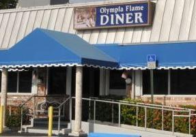 OLYMPIA FLAME DINER