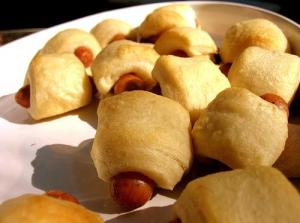 Superfoods #4: Countdown to the Game. Pigs-in-a-Blanket!