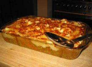 Shepherd's Pie: Super-duper Irish Comfort Food